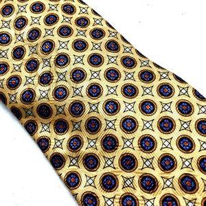 Stunning JZ Richards Nordstrom Paisley Silk tie